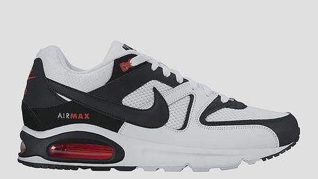Boty Nike AIR MAX COMMAND 43 Bílá + DOPRAVA ZDARMA