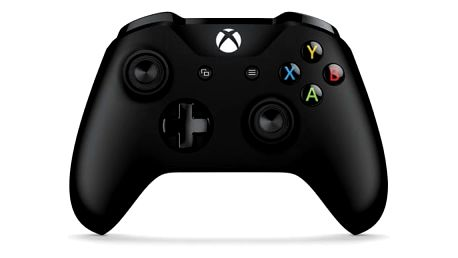 Gamepad Microsoft Wireless (6CL-00002) černý