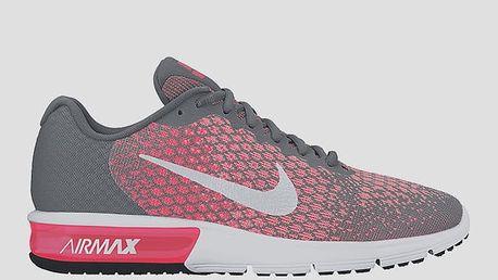Boty Nike WMNS AIR MAX SEQUENT 2 39 Šedá + DOPRAVA ZDARMA