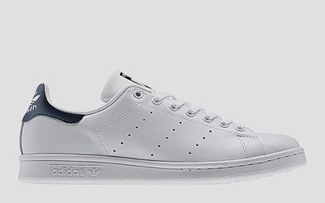 Boty adidas Originals STAN SMITH 45 1/3 Modrá + DOPRAVA ZDARMA