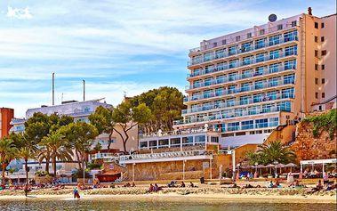 Španělsko - Mallorca na 8 dní, polopenze nebo snídaně s dopravou letecky z Prahy