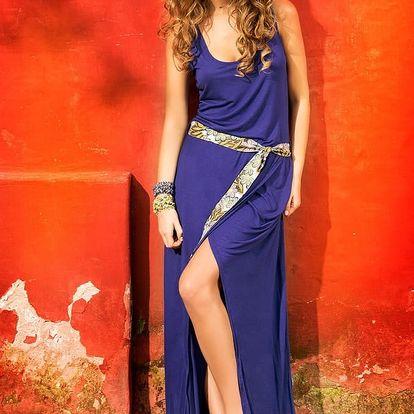 Dámské šaty Phax Maria Bonita, modré