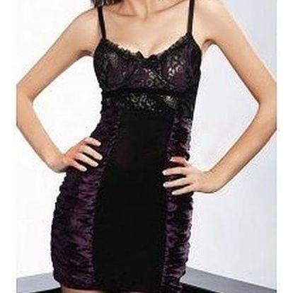 Dámské šaty B-Fashion N2647, černé