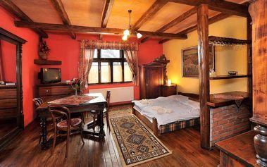 Ubytování v apartmánech Village v krásném a tichém prostředí Tater až do 4 osob