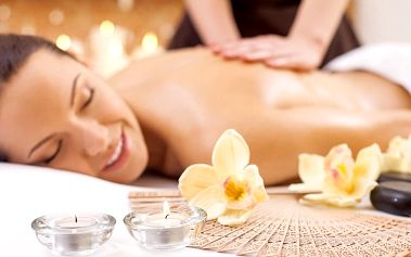 Havajská masáž lomi lomi - 60 minut