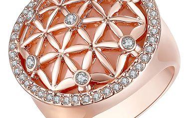 Prsten s krystaly Swarovski Lilly & Chloe Clarisse, vel. 52