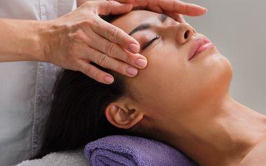 Vyhlazující liftingová masáž obličeje