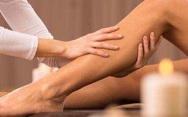 Ruční lymfatická masáž vč. uvolnění uzlin