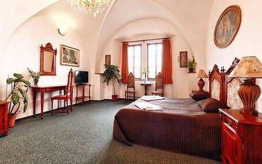 3–4denní pobyt v luxusním hotelu Zlatý kohout**** v centru Mladé Boleslavi pro 2