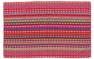 Jahu Ručník pracovní červená, 50 x 78 cm