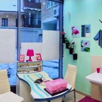 Kompletní proměna vizáže do 4 hodin: kadeřnický balíček + kosmetika, líčení a poradenství