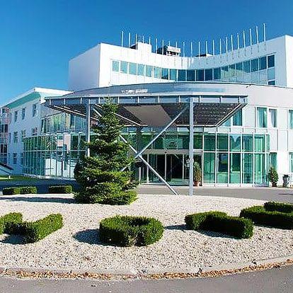 2–6denní wellness s gurmánskou polopenzí pobyt pro 2 v hotelu Jana**** v Přerově