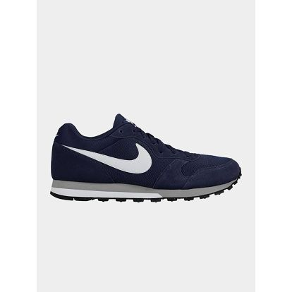 Boty Nike MD RUNNER 2 46 Modrá + DOPRAVA ZDARMA