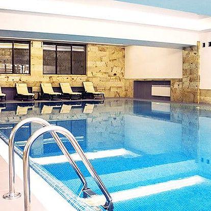 3–8denní wellness pobyt s polopenzí v hotelu Sośnica v polském městě Zakopane pro 2