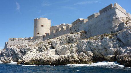 Poznejte Francii: 5denní zájezd do Provence nejen s Marseille vč. snídaně a ubytování