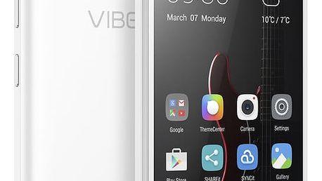 """Lenovo Vibe C 5"""" - 8GB, LTE, bílá - PA300101CZ"""