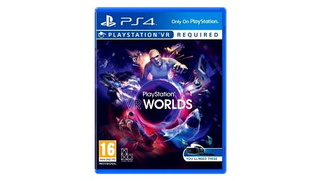 PlayStation VR Worlds (PS4 VR)