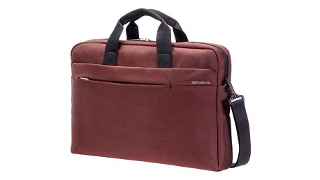 "Samsonite Network 2 - LAPTOP BAG 17.3"", červená - 41U*00005"