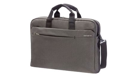"Samsonite Network 2 - LAPTOP BAG 17.3"", šedá - 41U*08005"