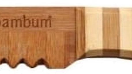Bambusový nůž na ovoce a zeleninu Bambum