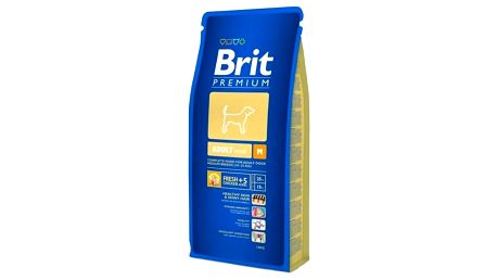 Granule Brit Premium Dog Adult M 15 kg