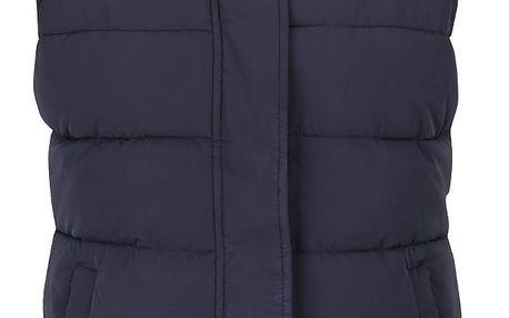 Tmavě modrá dámská prošívaná vesta Tom Joule Eastleigh