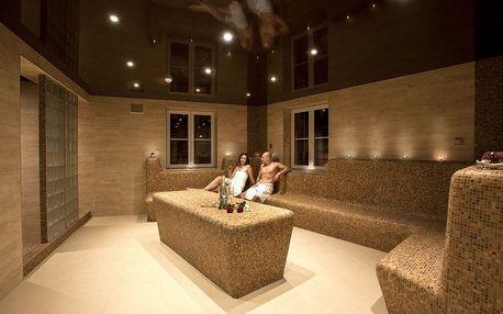 Karlovy Vary: wellness pobyt na 3-4 dny pro dva + polopenze a až 12 spa procedur v 4* hotelu