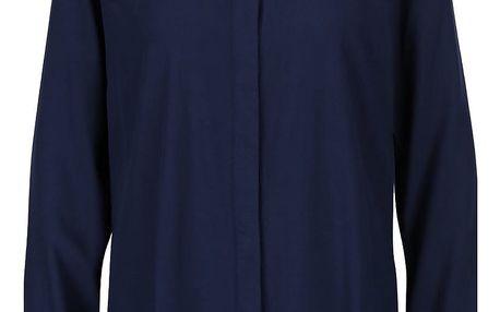 Modrá dámská neformální košile Bench Affecting