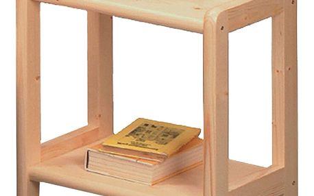 Noční stolek 710 nelakovaný