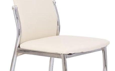 Jídelní židle K3 Halmar šedá