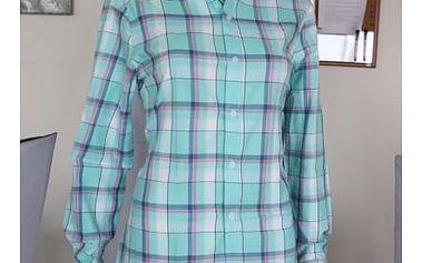 Dámská kostkovaná košile - více variant