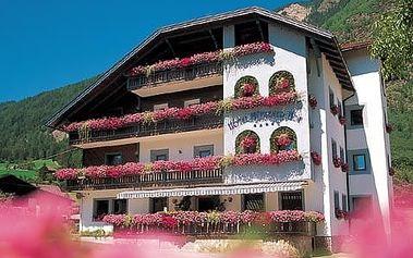Itálie - Trentino na 8 až 11 dní, polopenze s dopravou vlastní