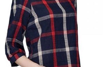 Dámské dlouhé tričko/košile s krátkými rukávy