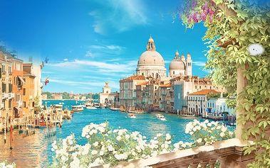 3denní koupání v italském letovisku Lido di Jesolo s prohlídkou krásných Benátek pro 1
