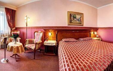 Piešťany: romantický pobyt ve 4* hotelu