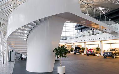 1denní výlet pro 1 osobu do muzea Audi v Ingolstadtu včetně dopravy, průvodce a vstupenky