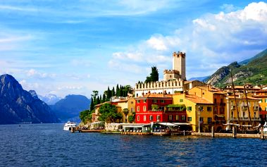 6denní Itálie - Lago di Garda, Benátky, Řím a Florencie pro 1 osobu vč. 3 nocí se snídaní