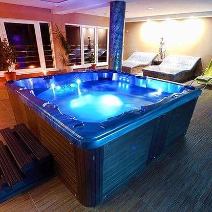 3–5denní pobyt pro 2 s polopenzí a možností wellness v penzionu Maxim v Bojnicích