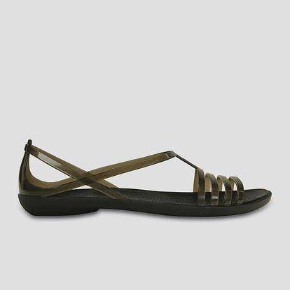 Sandále Crocs Isabella Sandal W 41-42 Černá + DOPRAVA ZDARMA