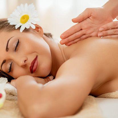 Detoxikační medová masáž vč. infrasauny a zábalu