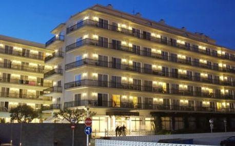 Španělsko, Calella: 7 nocí pro 1 osobu + polopenze, možnost výletů a dopravy, 17.6.-24.6.