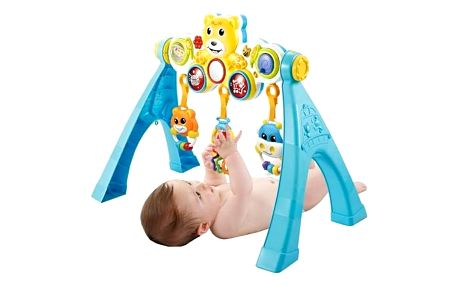 Hrazda Bo Jungle B-ACTIVITY Music&Lights BEAR