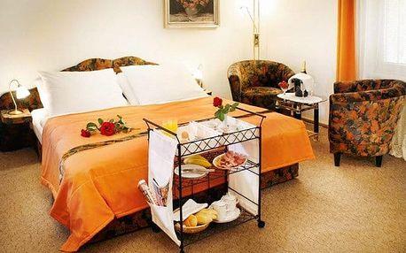 2–3denní pobyt se snídaní a možností wellness pro 2 v pensionu Lucie v Praze