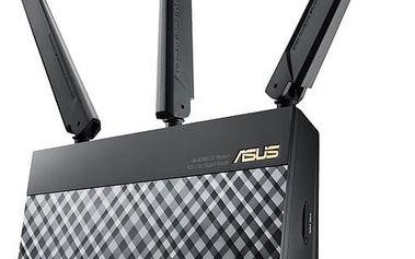 ASUS 4G-AC55U Wireless AC1200 - 90IG01H0-BM3000 + Kupon Hellspy poukazka na stahování 14GB dat v hodnotě 99,- + T-mobile Twist Online Internet, SIMka / microSIMka s kreditem 200 Kč + Dawn of War III - Kupon na stažení hry, platnost od 1.4.2017 - 21.5.2017