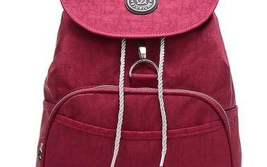 Nepromokavý dámský batoh v městském stylu - 10 barev