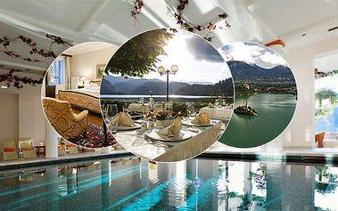 Termály Slovinsko, jezero Bled | Grand Hotel Toplice***** | Dítě ZDARMA | Neomezeně wellness, termály | Luxusní pobyt