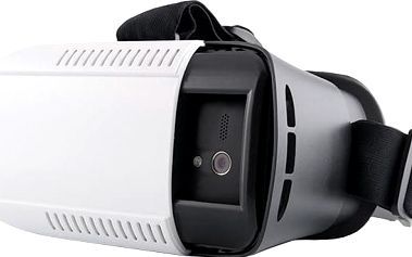 Modecom FreeHANDS MC-G3DP, 3D/VR brýle pro smartphony - OS-MC-G3DP-00