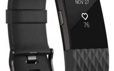Fitbit Charge 2 L, black