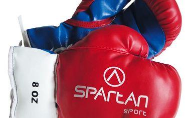 Juniorské boxerské rukavice Spartan American Design Velikost 8oz