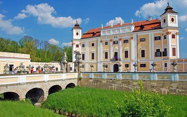Jižní Morava pro DVA se vstupem na koupaliště a polopenzí + 3. osoba zdarma